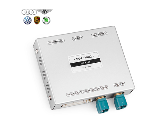 [Rear Interface] R04-MIB2 For Audi, Volkswagen, Bentley, Porsche, Skoda